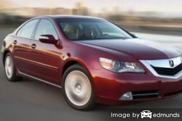 Cheap Acura RL Insurance In Jersey City NJ - Cheap acura