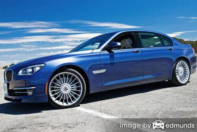 Insurance quote for BMW Alpina B7 in Jersey City