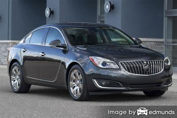 Insurance quote for Buick Regal in Jersey City