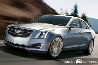 Insurance quote for Cadillac ATS in Jersey City