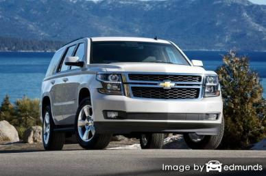 Chevrolet Of Jersey City >> Cheapest Chevy Tahoe Insurance In Jersey City Nj