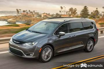 Discount Chrysler Pacifica insurance