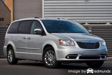 Town And Country Insurance >> Save Money On Chrysler Town And Country Insurance In Jersey