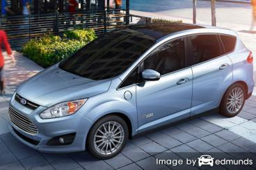 Insurance quote for Ford C-Max Energi in Jersey City