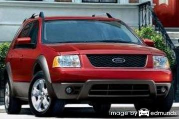 Insurance quote for Ford Freestyle in Jersey City