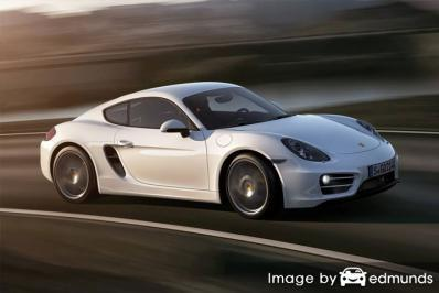Discount Porsche Cayman insurance