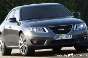 Insurance quote for Saab 9-5 in Jersey City