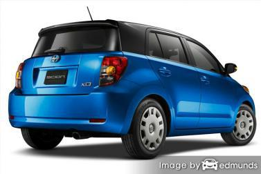 Insurance quote for Scion xD in Jersey City