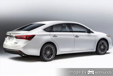 Insurance quote for Toyota Avalon Hybrid in Jersey City