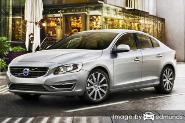 Insurance quote for Volvo S60 in Jersey City