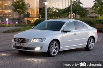 Insurance quote for Volvo S80 in Jersey City