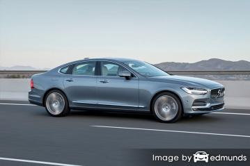 Insurance rates Volvo S90 in Jersey City