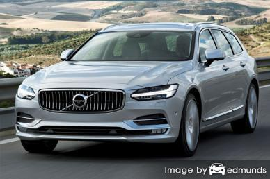 Insurance quote for Volvo V90 in Jersey City
